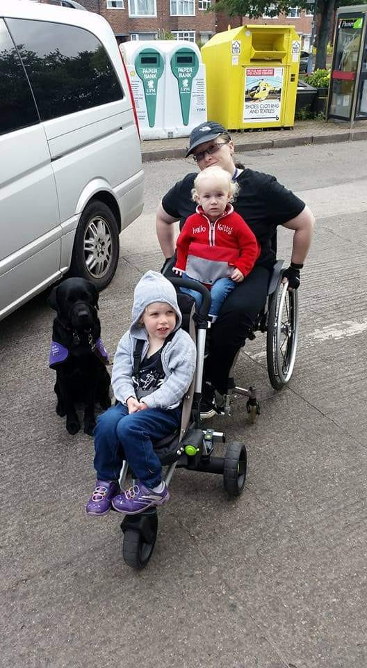 family wheelchair
